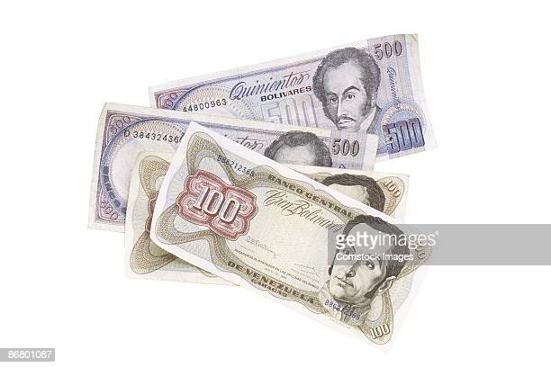 Venezuela dollars