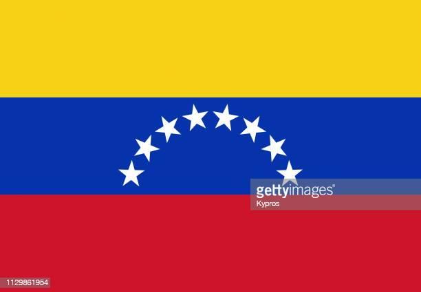 venezuela flag - ベネズエラ ストックフォトと画像