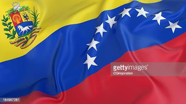 drapeau du venezuela - venezuela photos et images de collection