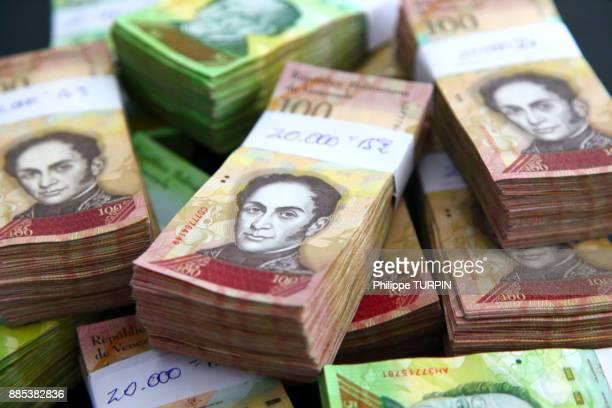 Venezuela. Money problems