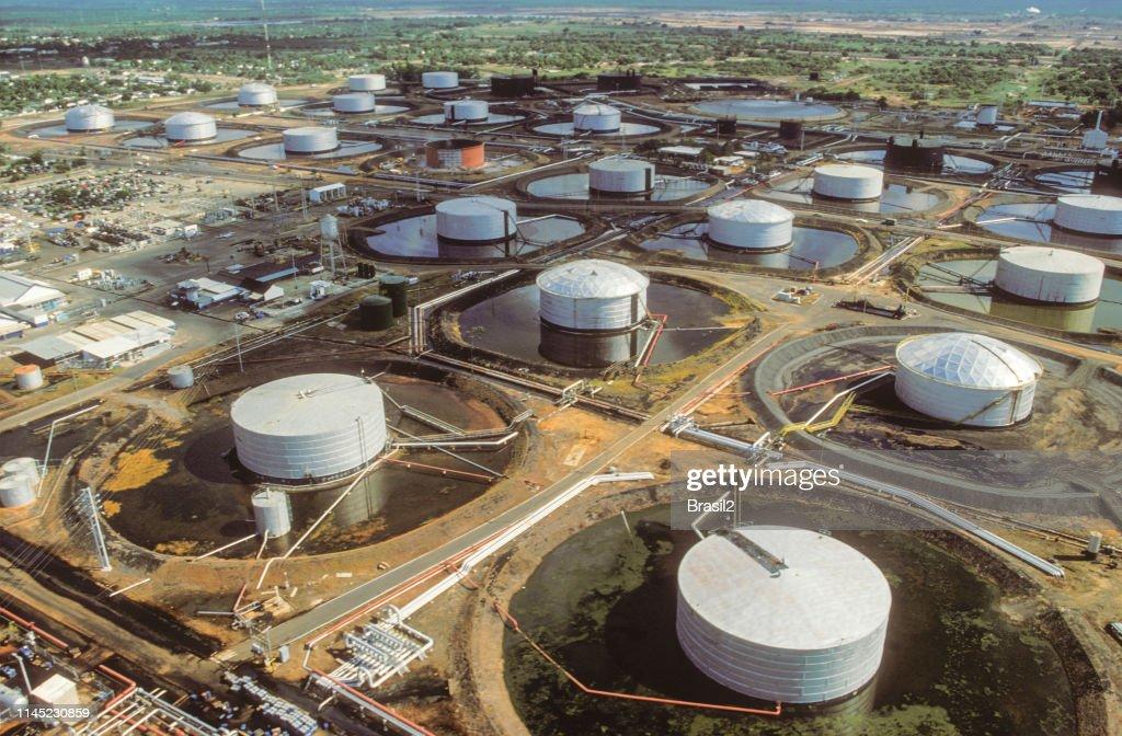 Venezuela Oil : Stock Photo