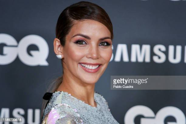 Venezuelan actress Rosanna Zanetti attends 'GQ Men Of The Year' awards 2019 at Westin Palace Hotel on November 21 2019 in Madrid Spain