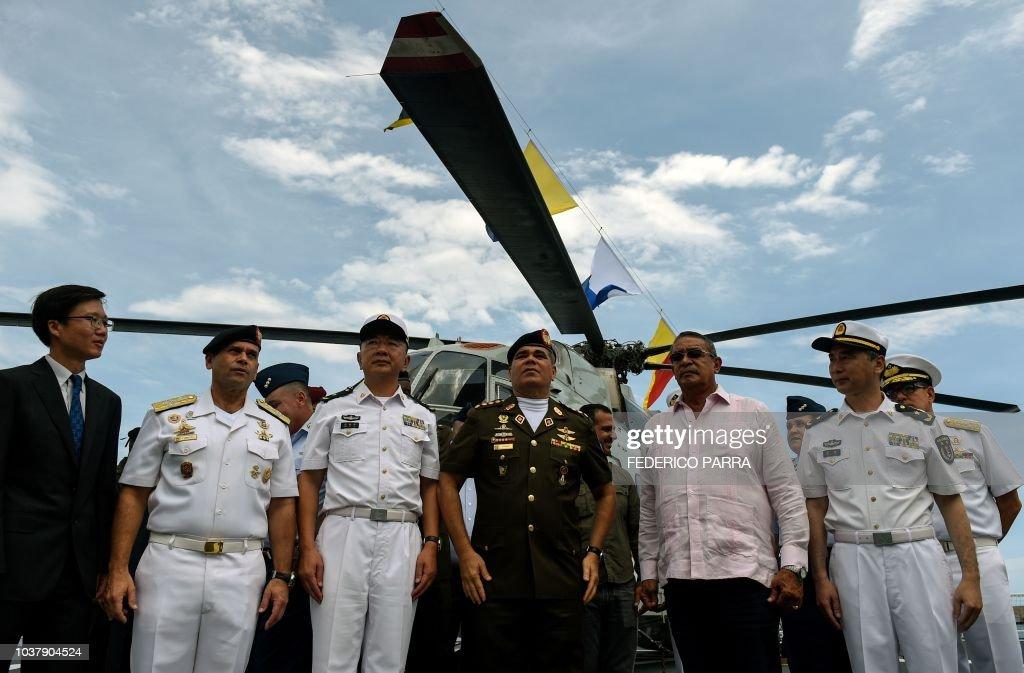 VENEZUELA-CHINA-HOSPITAL SHIP-DIPLOMACY : News Photo