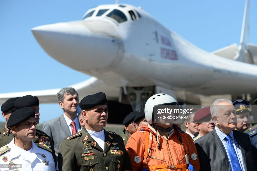 VENEZUELA-RUSSIA-DEFENCE-PARDINO : News Photo