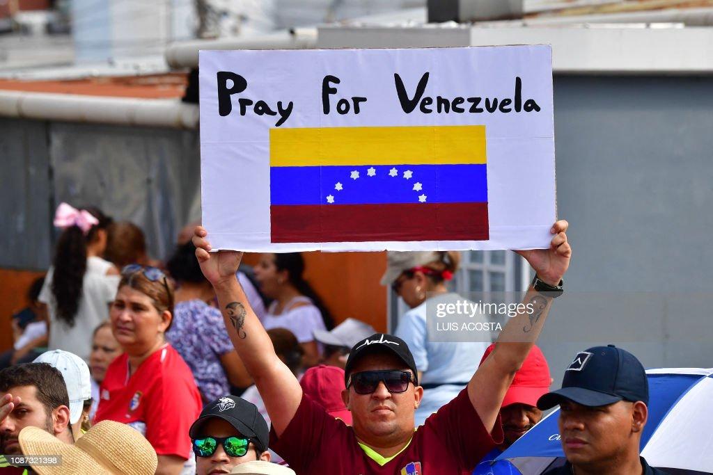 PANAMA-POPE-WYD-POPEMOBILE : News Photo