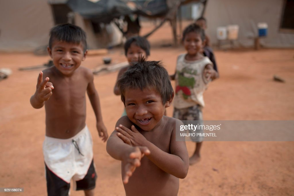 BRAZIL-VENEZUELA-IMMIGRATION : News Photo