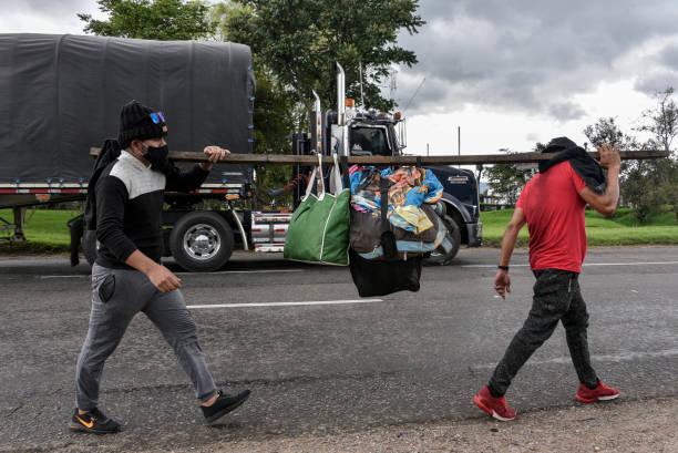 COL: Venezuelan Migrants Head Back Home Due To Coronavirus