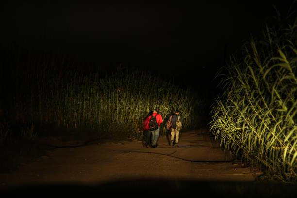 TX: Migrants At Border As Biden Confirms Raising Trump Refugee Cap After Outcry