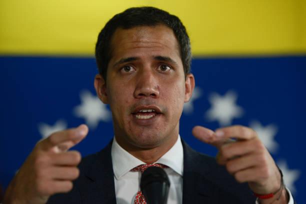 VEN: Juan Guaido Calls A Press Conference With International Media