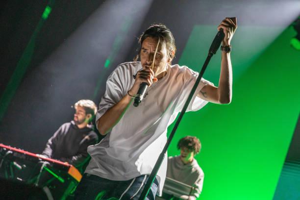 ESP: Danny Ocean Concert In Barcelona
