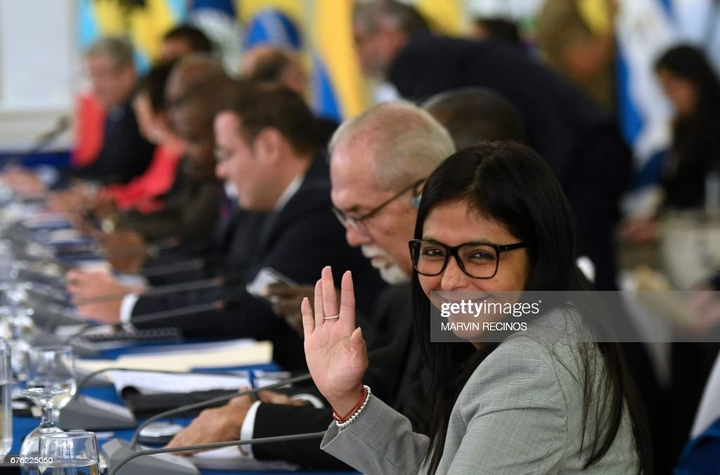 SALVADOR-CELAC-VENEZUELA-CRISIS : Nachrichtenfoto