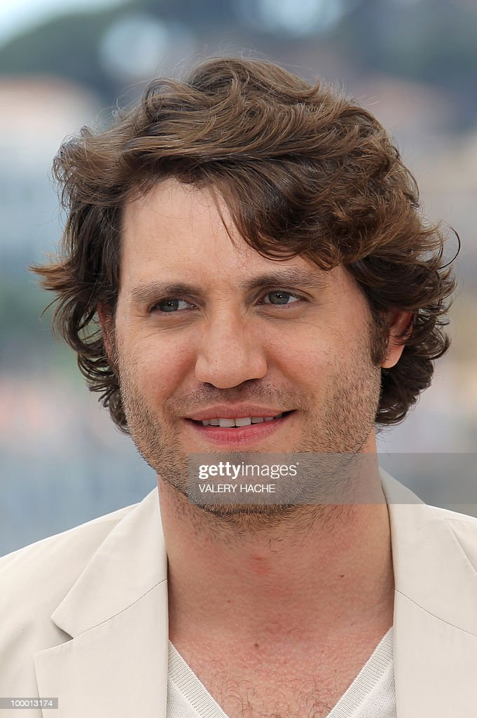 Venezuelian born actor Edgar Ramirez poses during the photocall of 'Carlos' presented out of competition at the 63rd Cannes Film Festival on May 20, 2010 in Cannes.