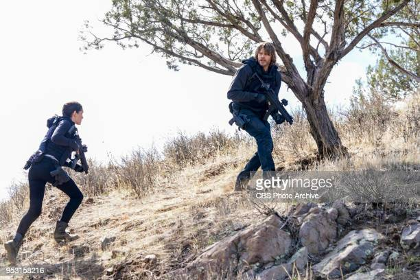Venganza Pictured Daniela Ruah and Eric Christian Olsen NCIS investigates the murder of a federal prison inmate who was the adopted daughter of a...