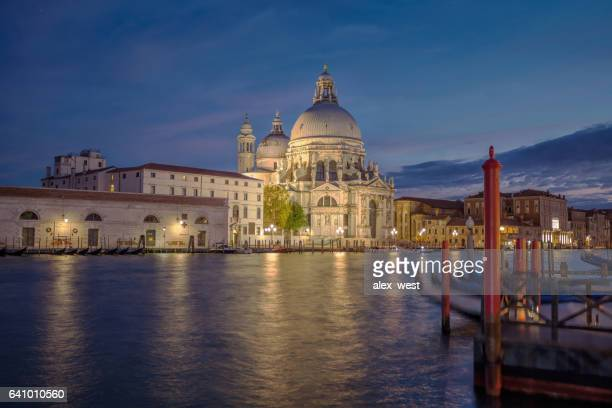 Venice at the Blue Hour.