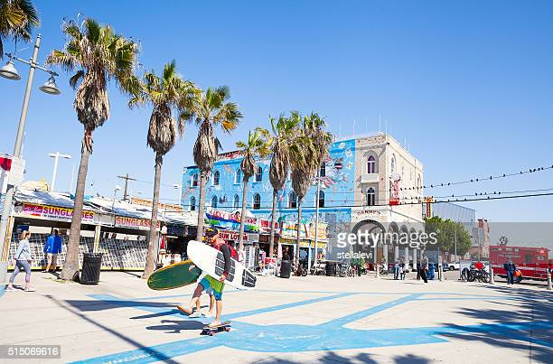 Venice Beach Promenade, Los Angeles, Kalifornien