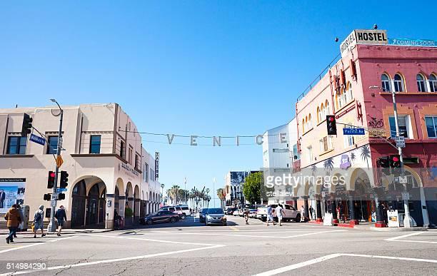 Venice Beach , California