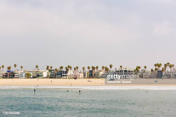 venice beach in los angeles, california, usa - venice beach stock pictures, royalty-free photos & images