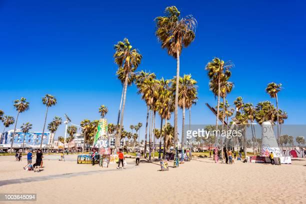 Venice Beach in Santa Monica