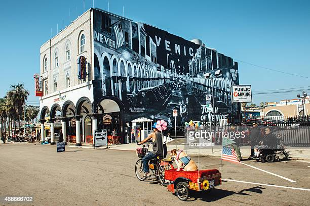 venice beach los angeles california - venice beach stock pictures, royalty-free photos & images