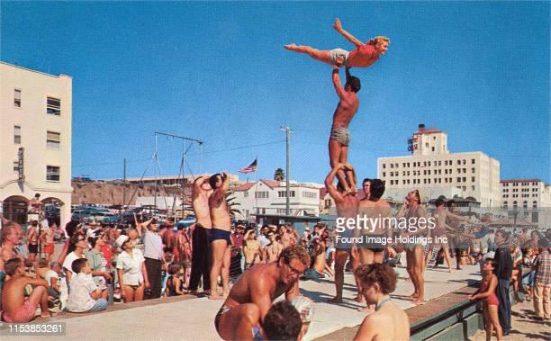 Venice Beach Muscle Men