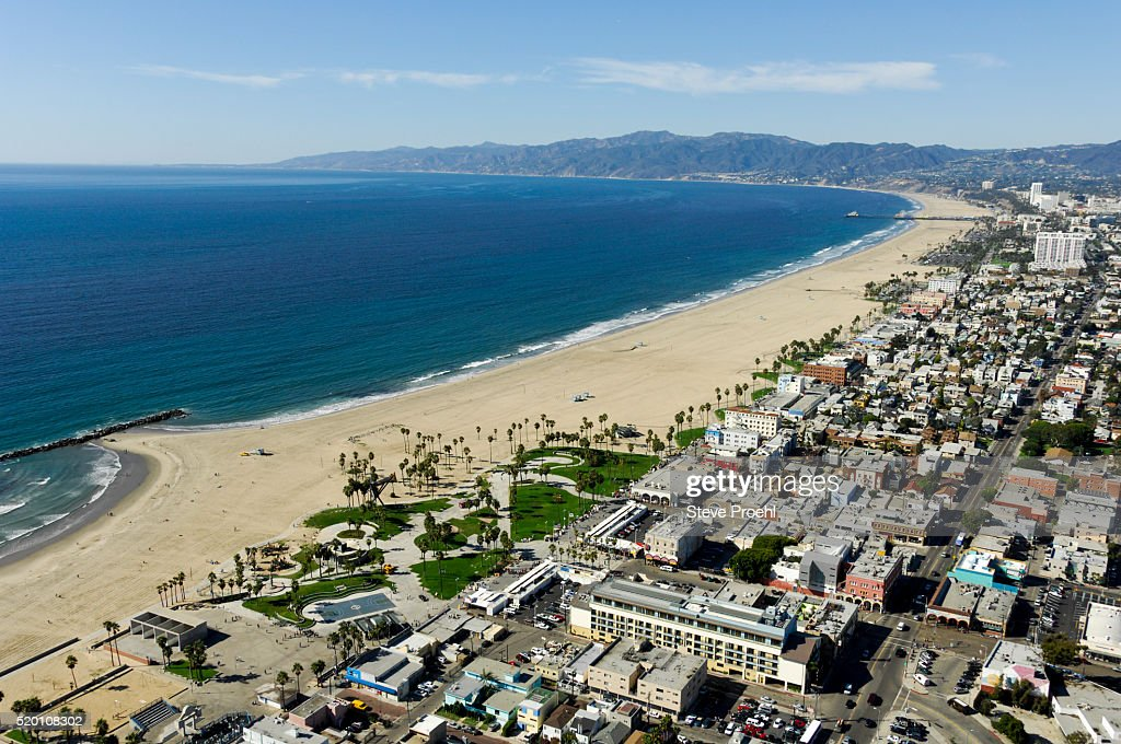 Venice Beach : Stock Photo