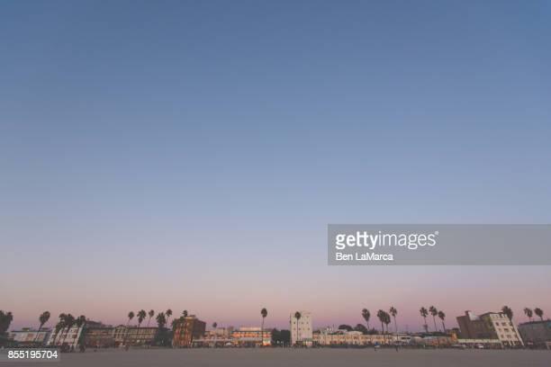 Venice Beach Skyline