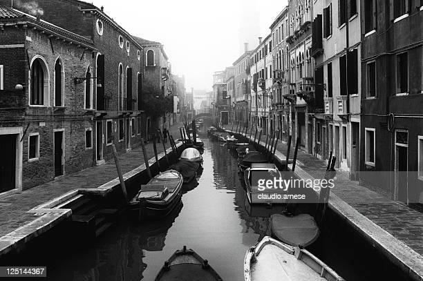 Venice. Black and White