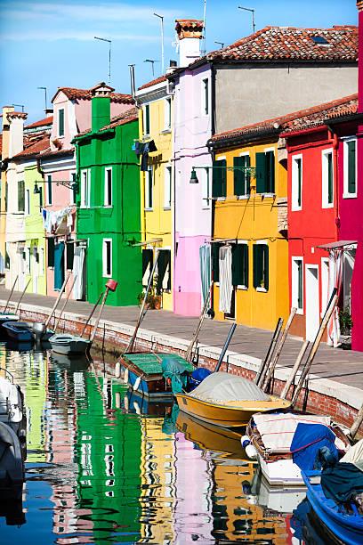 Venice:  Burano Island