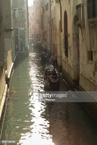 venice canal - platman stock pictures, royalty-free photos & images