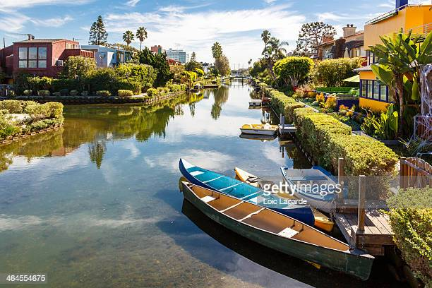 Venice Canals Los Angeles