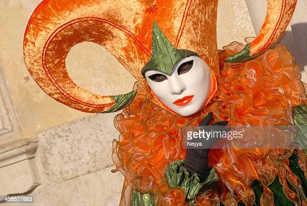 carnaval de veneza/09/2009 - arlequim - fotografias e filmes do acervo