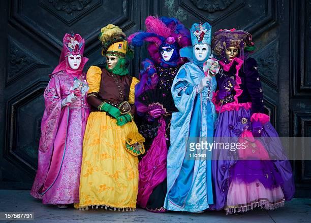 carnaval de venise 2010 - carnaval de venise photos et images de collection