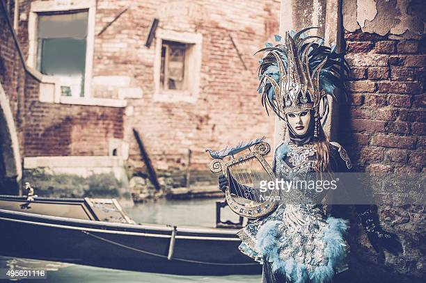 carnaval de veneza de 2015 - carnaval de veneza imagens e fotografias de stock