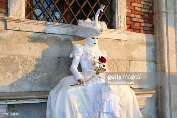 Venice Carnival in the Veneto, Italy
