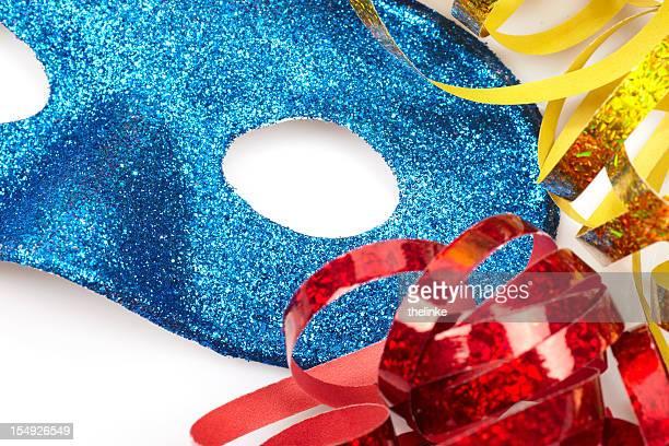 Karneval von Venedig-Maske