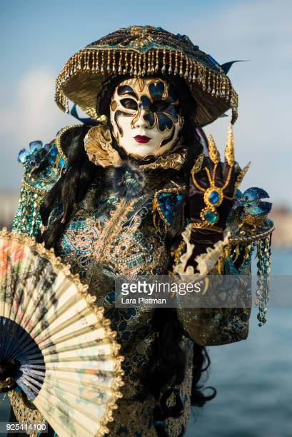 venice carnival - platman stock pictures, royalty-free photos & images