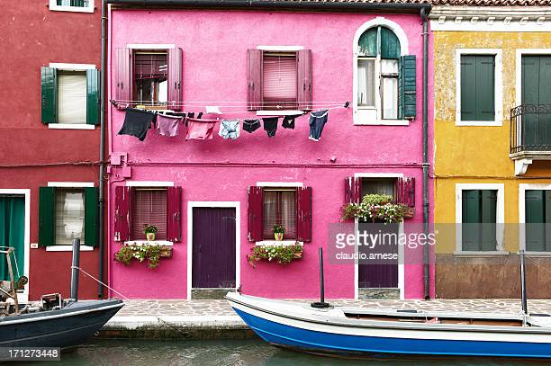 Venezia.  Immagine a colori