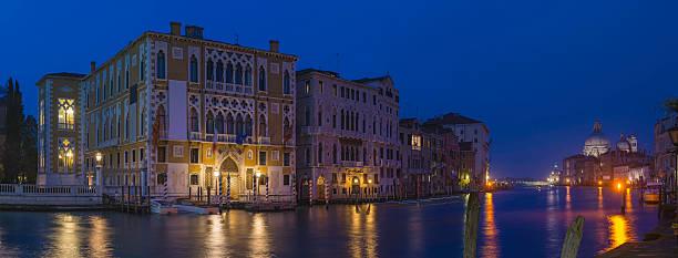 Venice Grand Canal Palazzo Villas Salute Accademia Italy Wall Art