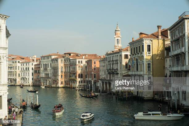 venice grand canal - lara platman stock pictures, royalty-free photos & images