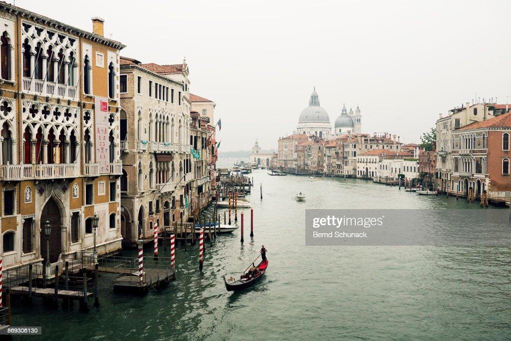 Venice in the Fog : Stock-Foto