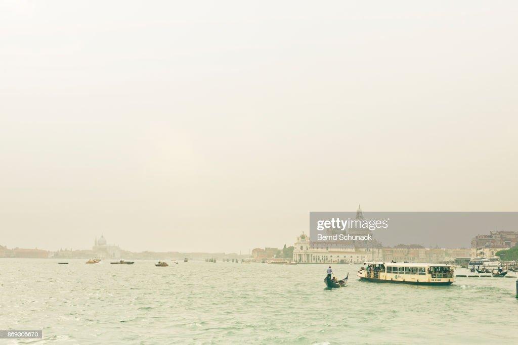 Venice in the Fog : ストックフォト