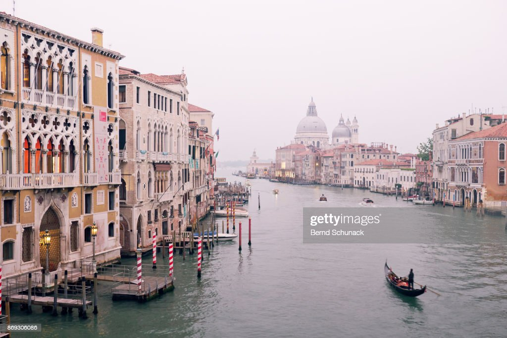Venice in Twilight : Stock-Foto