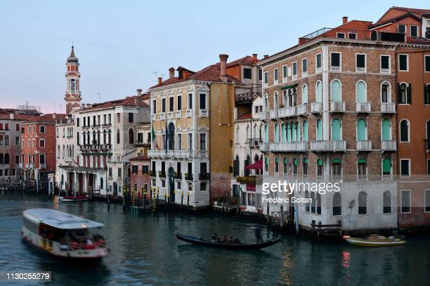 Venice is a city in northeastern Italy and the capital of the Veneto region It is situated across a group of 118 small islands that are separated by...