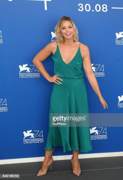 Anna Ferzetti attends the 'Emma ' photocall during the 74th Venice Film Festival