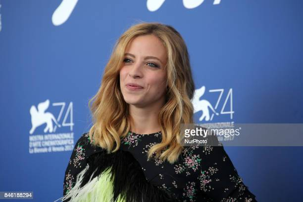 Laura Adriani attends the 'Emma ' photocall during the 74th Venice Film Festival