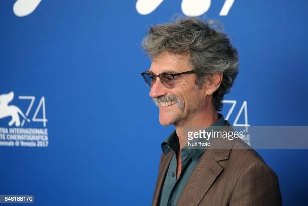 Silvio Soldini attends the 'Emma ' photocall during the 74th Venice Film Festival