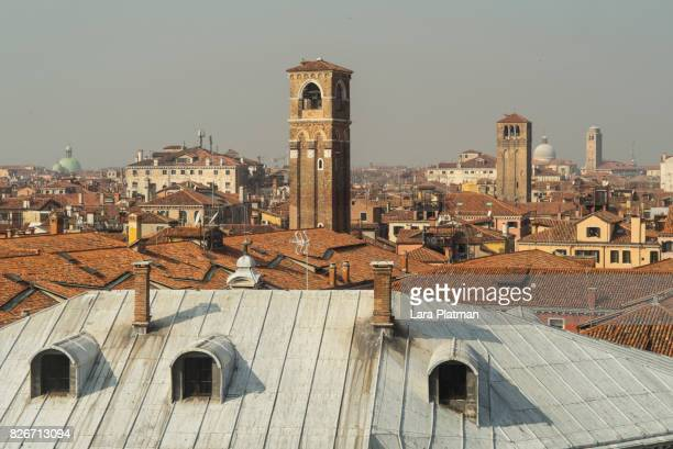 venice italy areal view - lara platman stock pictures, royalty-free photos & images