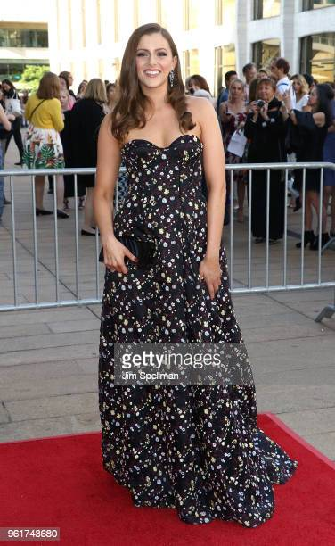 Venice Lagone attends the 2018 American Ballet Theatre Spring Gala at The Metropolitan Opera House on May 21 2018 in New York City
