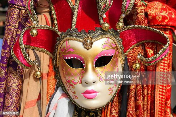 Venice, masks for Carnival of Venice, Italy