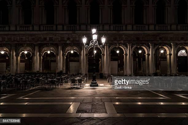 Venice night, Italy